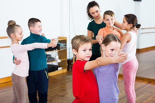 Tango Workshop: Families