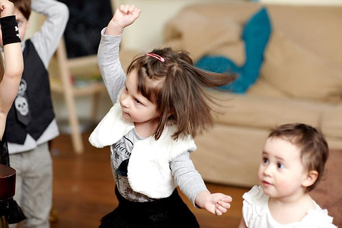 Creative Dance and Hip Hop for Preschoolers