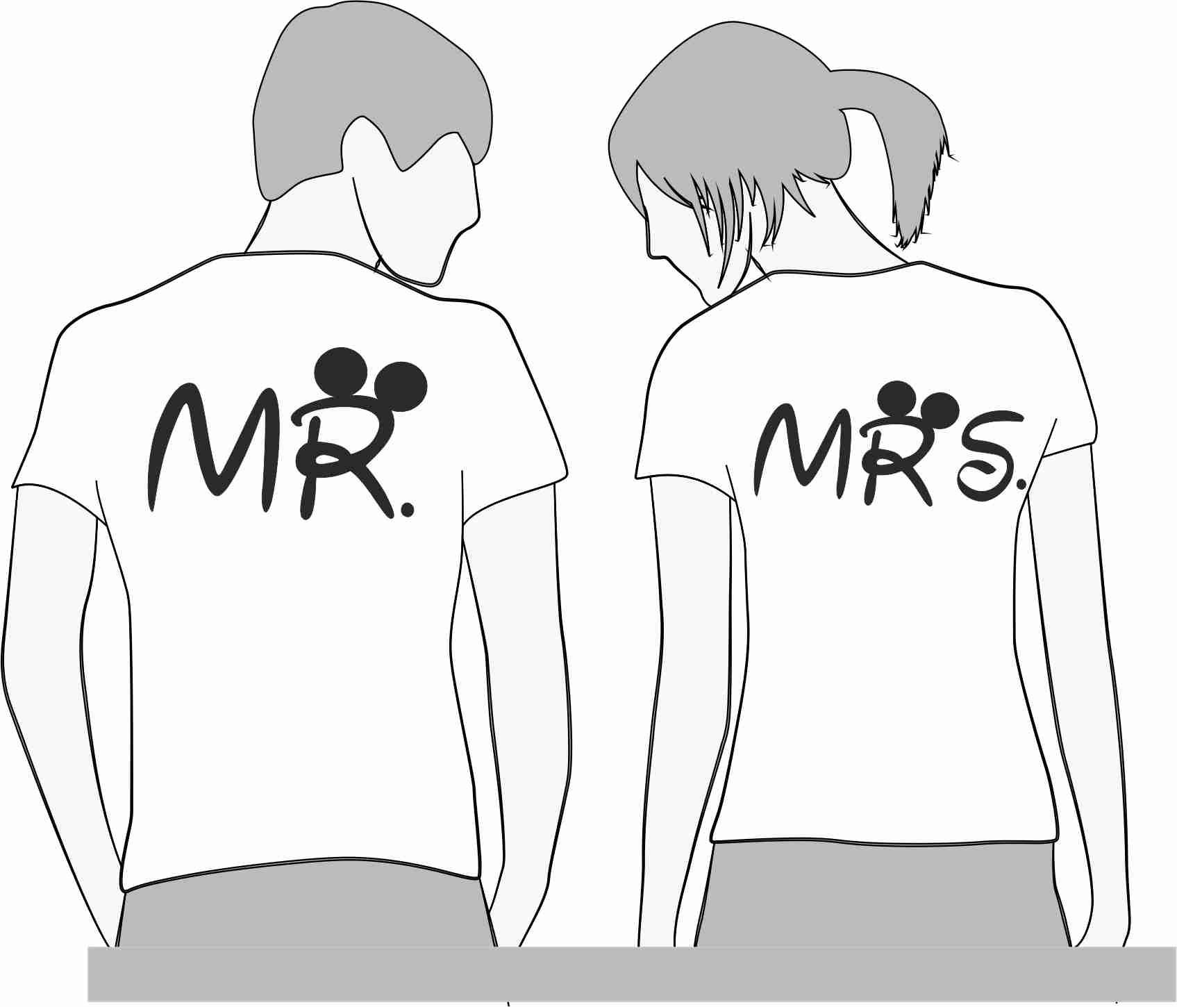 Мистер и Миссис