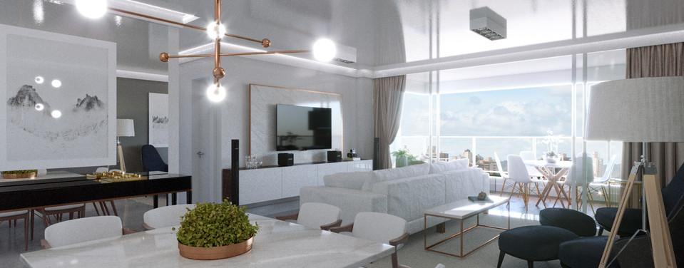 Sala Apartamento Tipo
