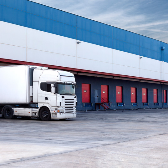 Truck a Warehouse