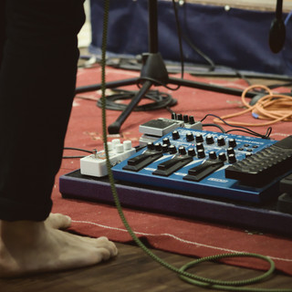 7 Jake Session - Stomp box 2 - 08.29.201