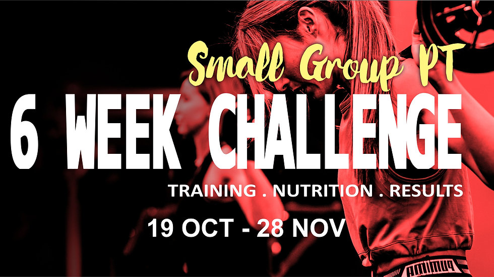 Empowa 6wk Small Group PT Challenge