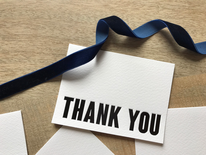 Best Wedding Thank You Cards