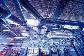 Air conditioning of buildings. Backgroun