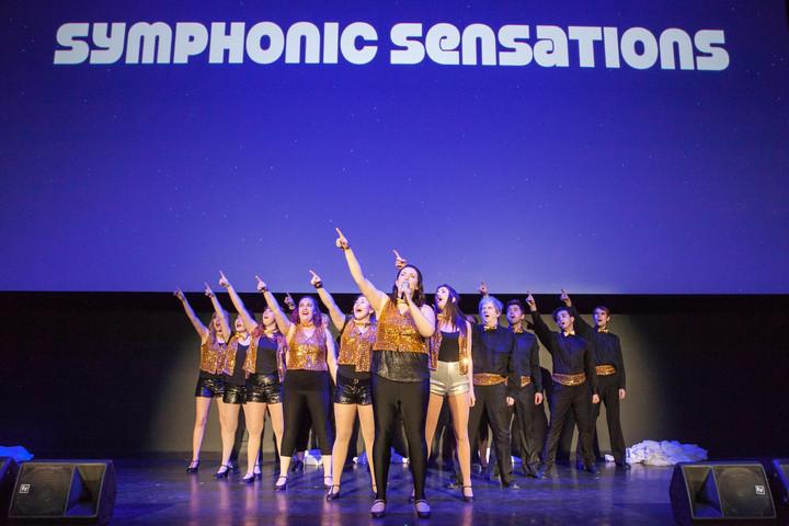 Symphonic Sensations Half Time Spectacular