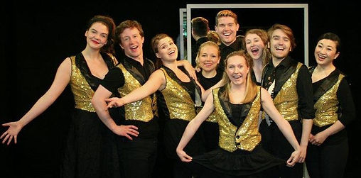 Full Cast Show Choir! - The Musical at Edinburgh Fringe Festival