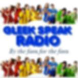 Glee Speak Radio logo