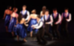 "Cast of Show Choir! - The Musical at NYMF performs ""Love at First Sight"""