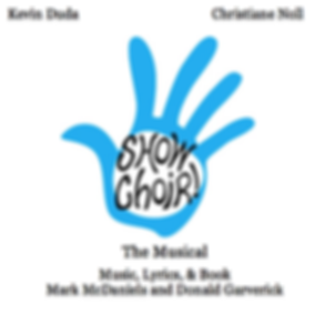 Kevin Duda and Christiane Noll in Show Choir! - The Musical by Mark McDaniels and Donald Garverick