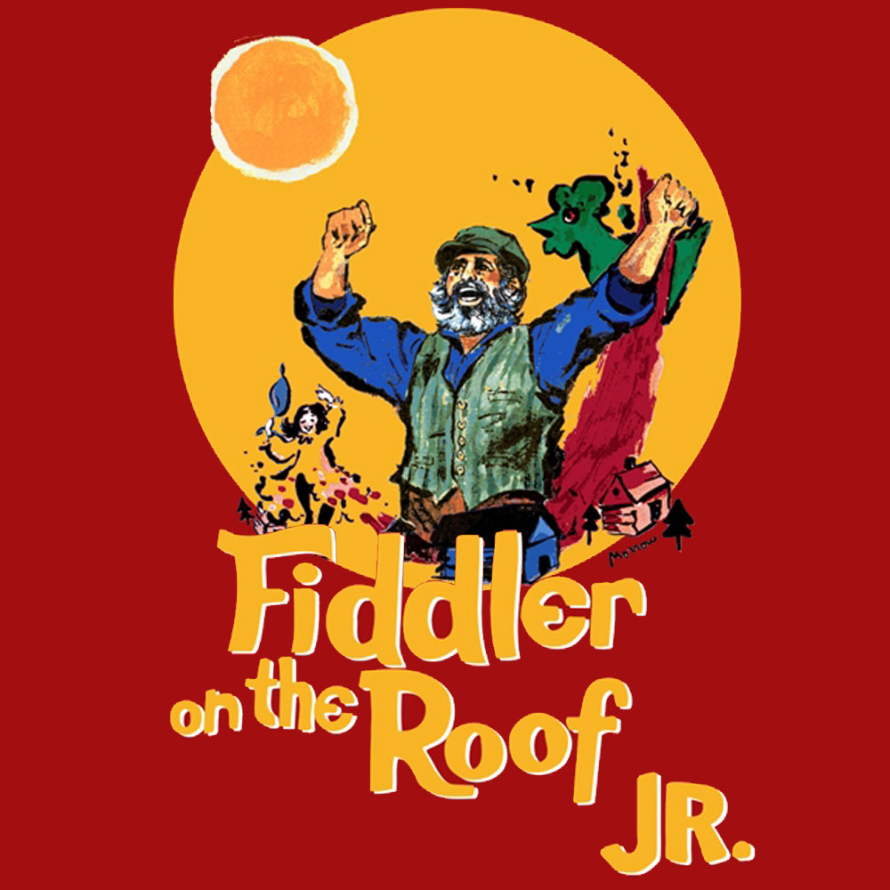 Fiddler on the roof JR square