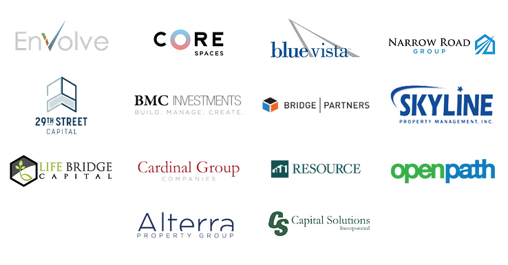 Logos of all our Echelon Energy Clients
