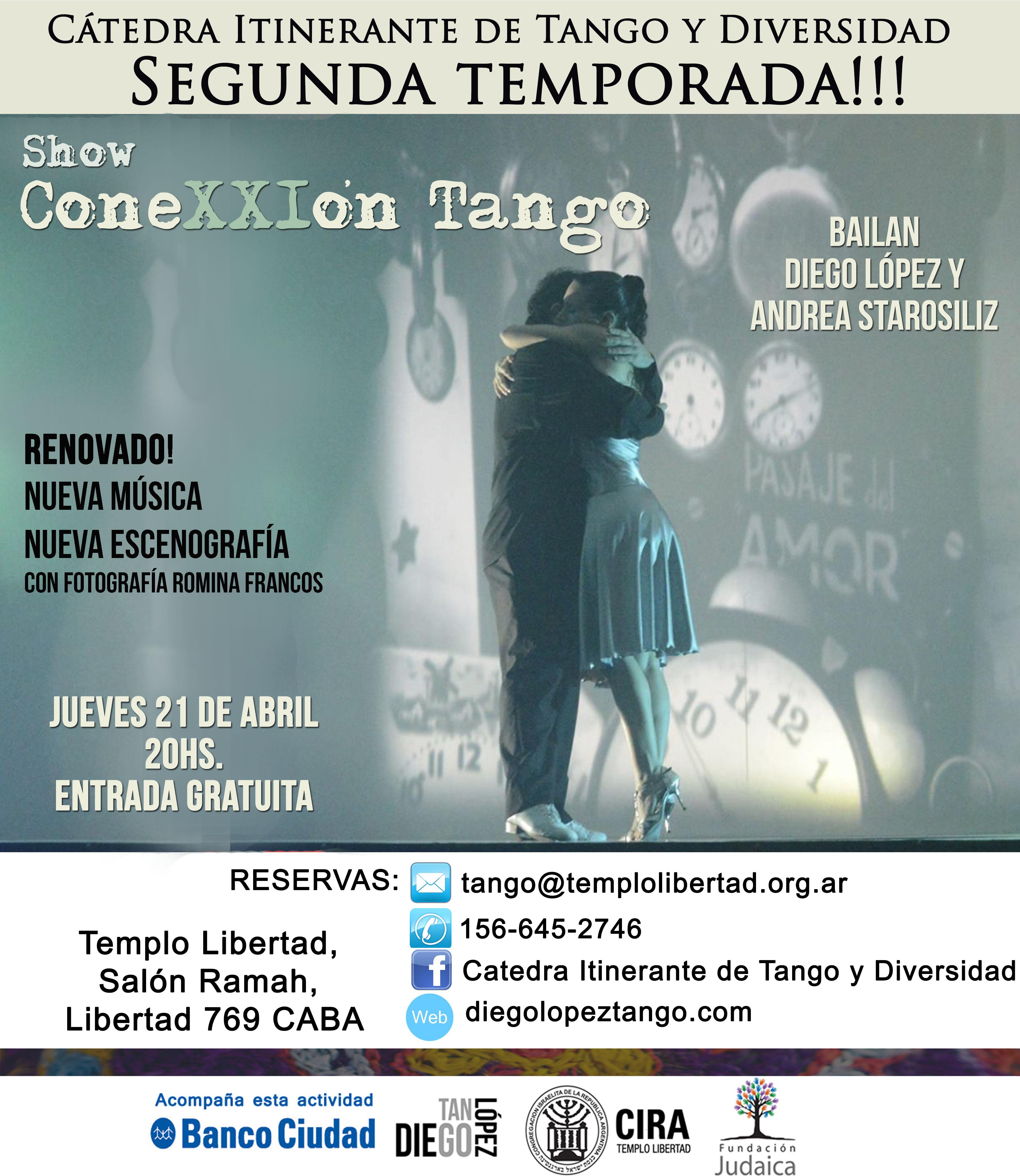 coneXXIón tango 21-4-16