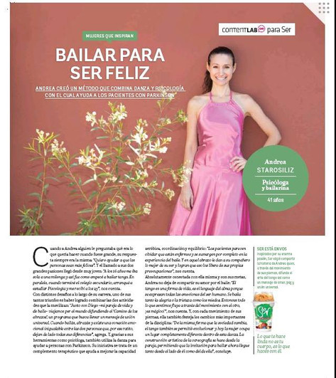 Revista Ohlala mayo 2018
