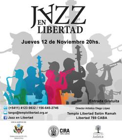 Jazz en Libertad