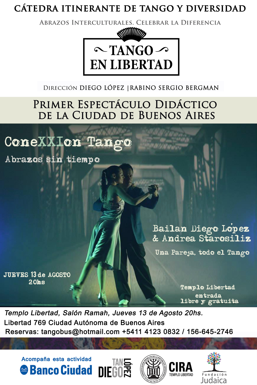 ConeXXIon Tango 13 de Agosto