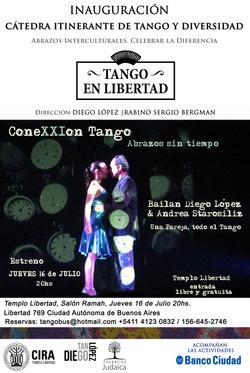 catedra itinerante de tango y diversidad