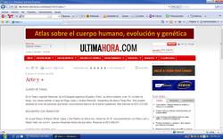 diario Ultima hora 11 de mayo 2009 taller.JPG