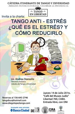 tango anti estrés