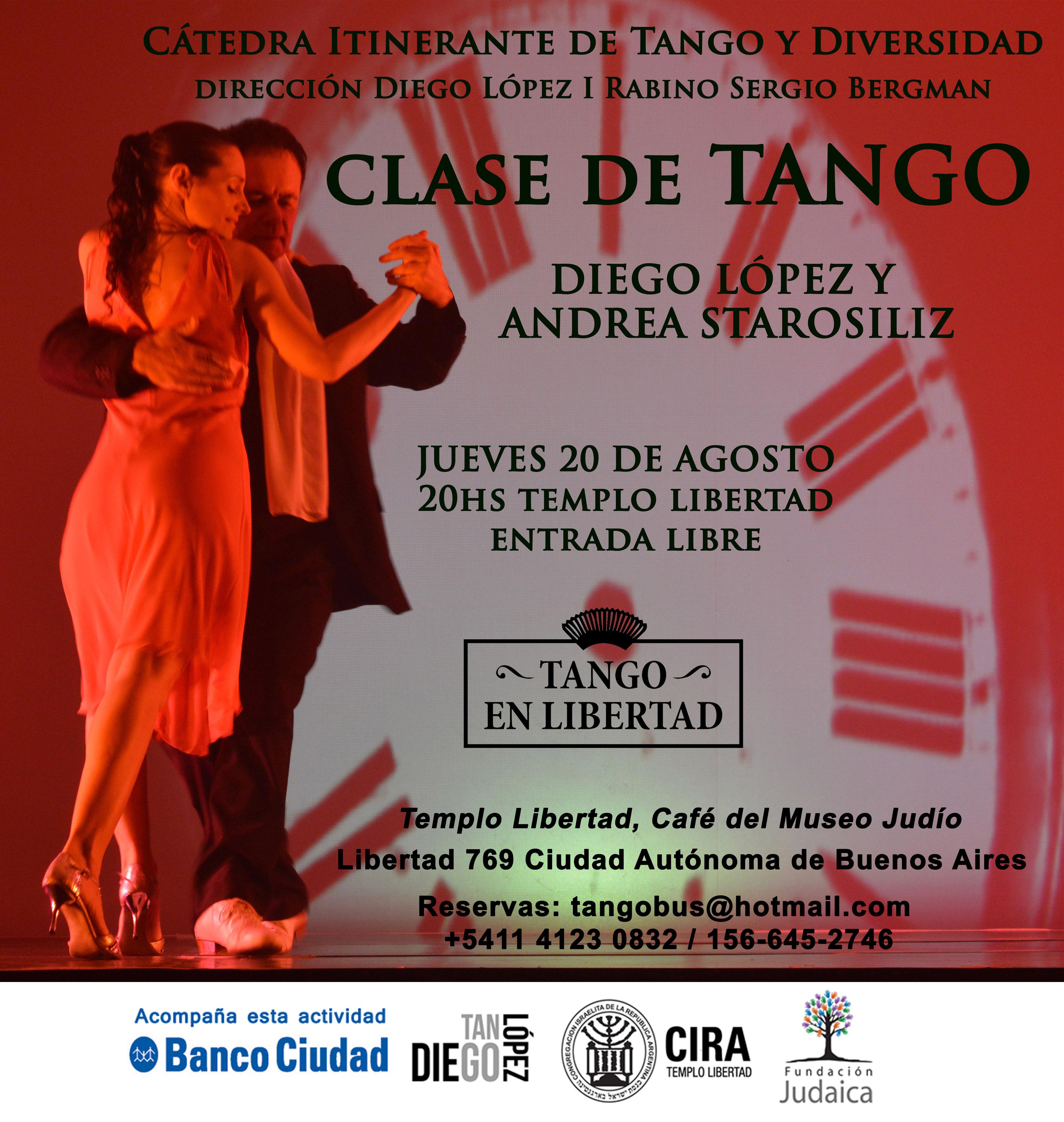 CLASE DE TANGO