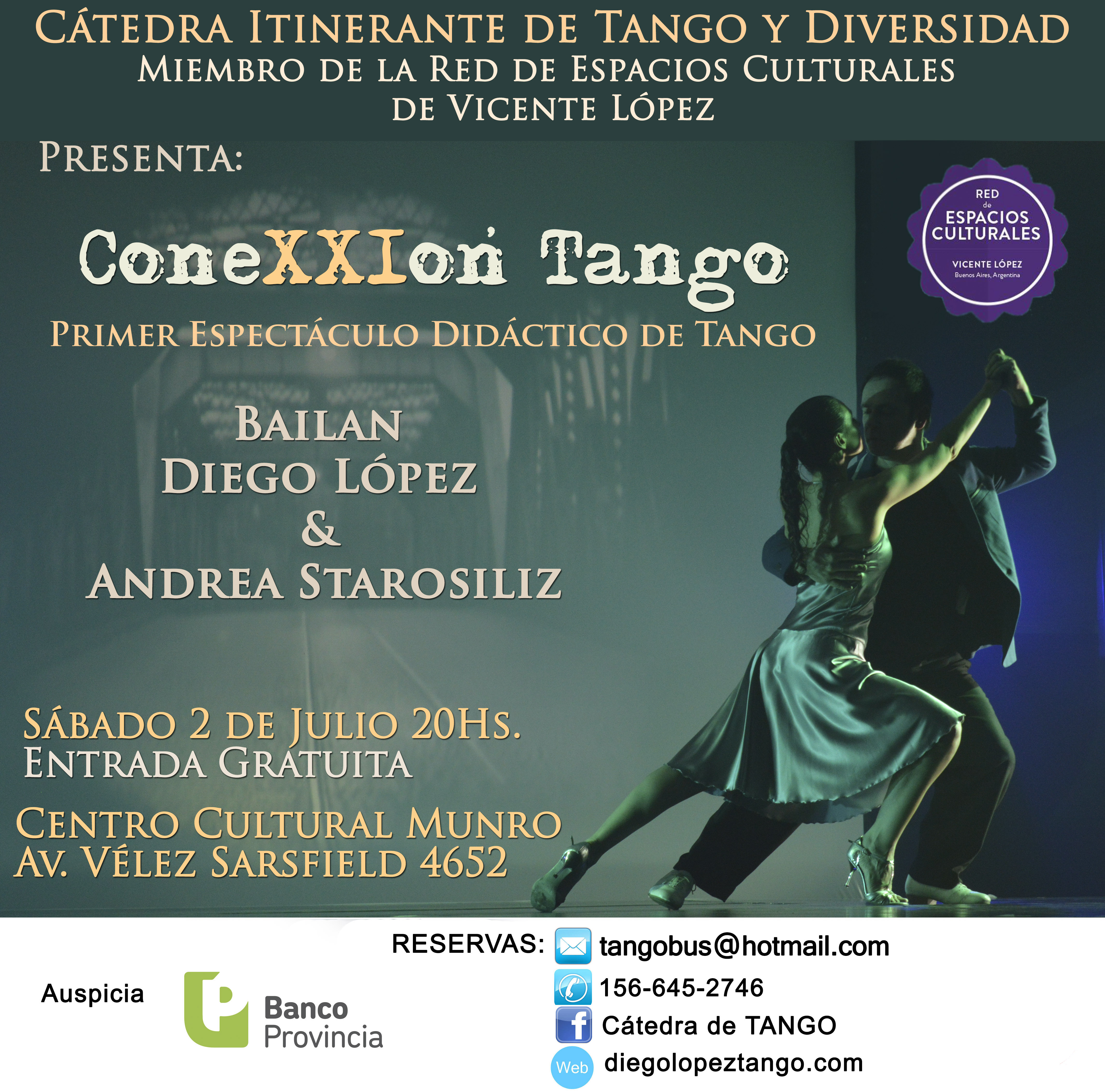 conexxion tango 2-7-2016