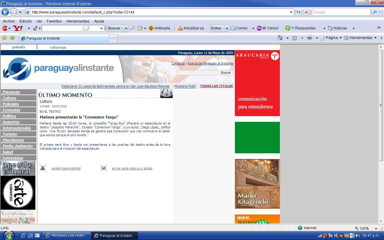 prensa paraguay al instante.JPG