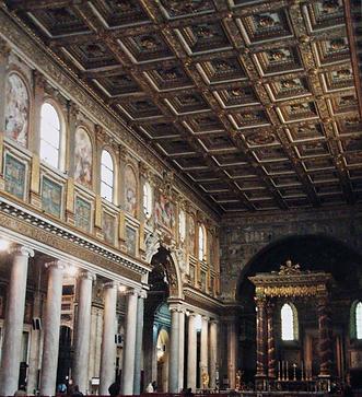 080919 Rome Baldacchnio Di San Pietro Be