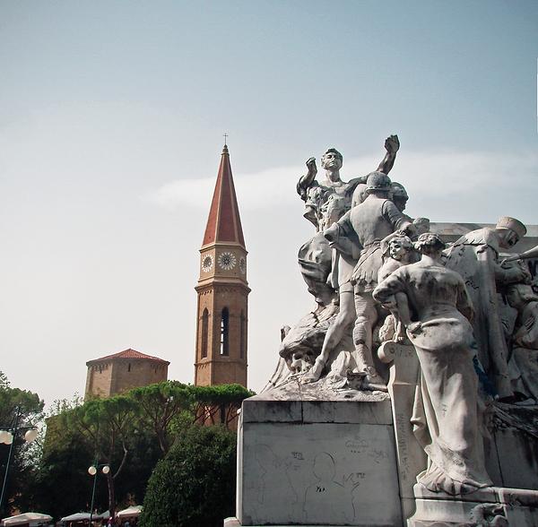 080906 Arezzo Cathedral Of San Donato E