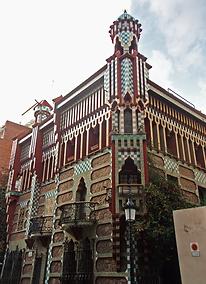 081025 Barcelona Casa Vicens Antoni Gaud