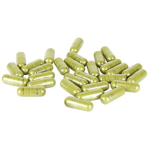 THC Kief Capsules - 10 mg/ea