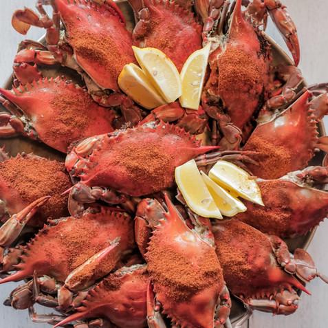 Blue Crab Feast