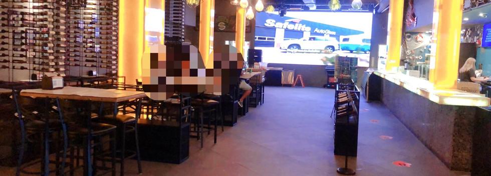 Bar Seatting