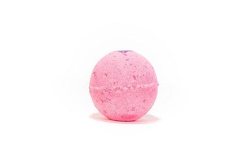 THC/CBD Make You Blush Bath Bomb