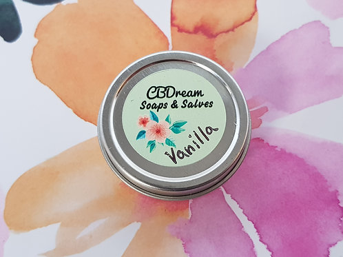 CBD Vanilla Lip Balm