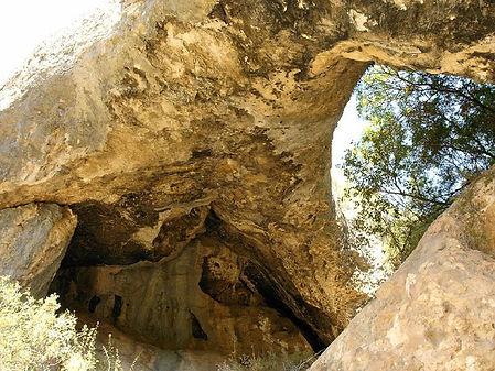 R-224 MURCIA Arte Rupestre Cueva