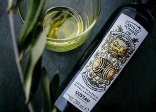 CASTILLO DE CANENA Arbequino Amontillado, el primer AOVE afinado en barricas de vino de Jerez