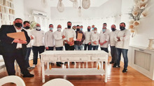 CONVENIO entre cocineros y camareros de CASTILLA LA MANCHA