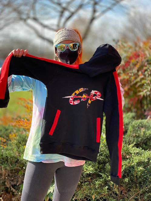 CBP Maryland Embroidered Hoody