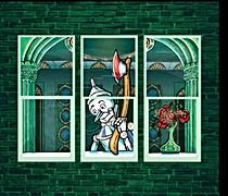Upper Window Illustration