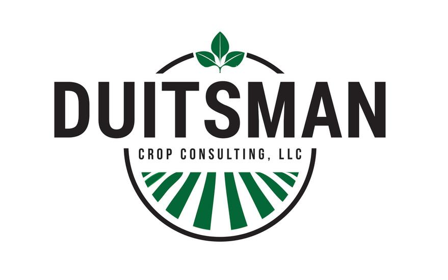 Duitsman crop consulting Logo