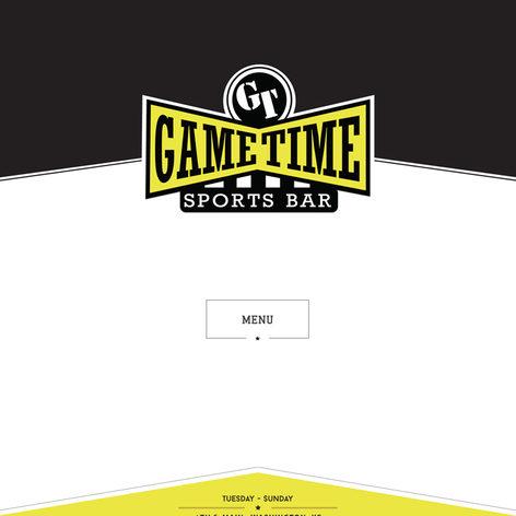 GameTime Menu