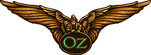 Oz Wings Pin Illustration Comp