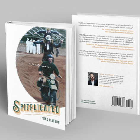 Spifflicated Book Cover