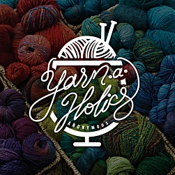 YARN-A-HOLICS Logo