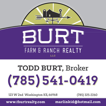 BURT REALITY yard sign