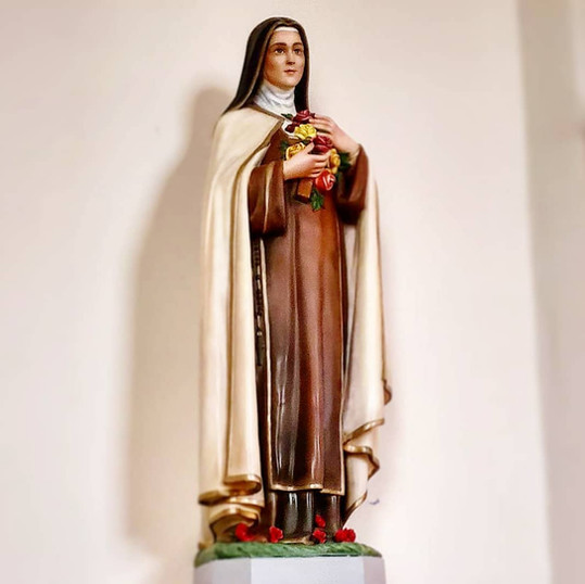 Restored St. Therese
