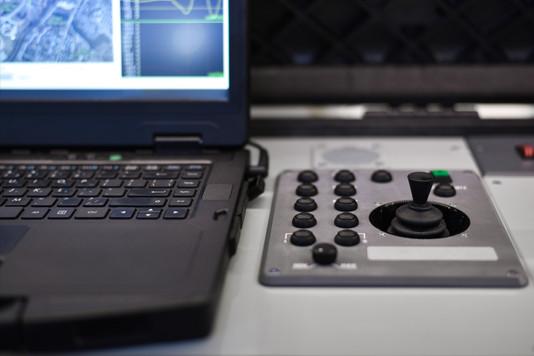 DiaB Control Room