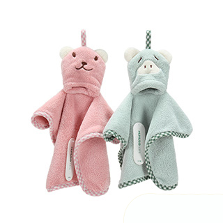 Animal Cap Towel