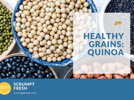 Healthy Grains: Quinoa