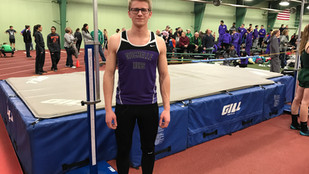Myers soars at state meet